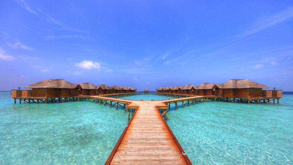 Отель, Fihalhohi Island Resort