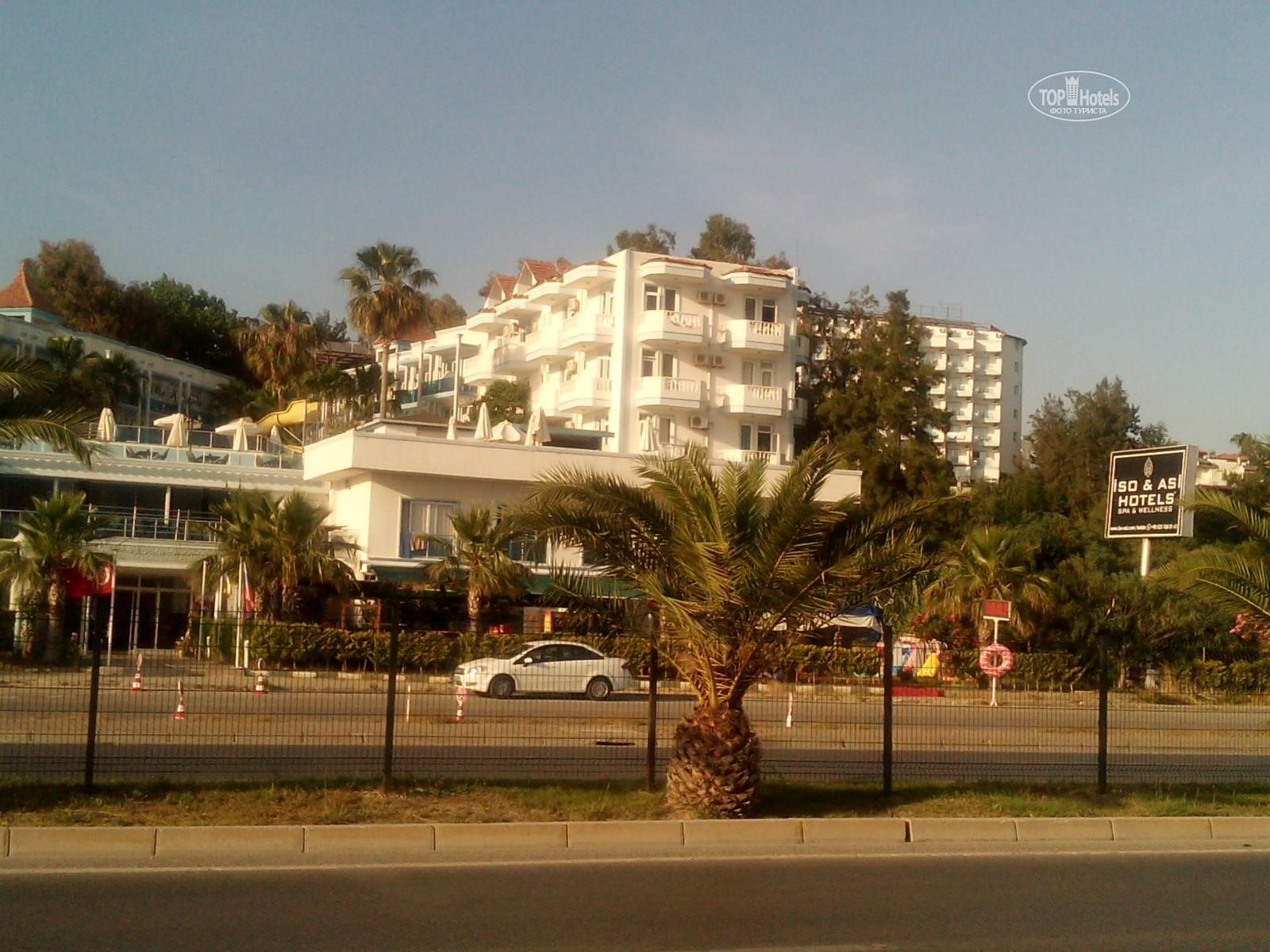 Гарячі тури в готель Iso & Asi Hotel Turkler Аланья