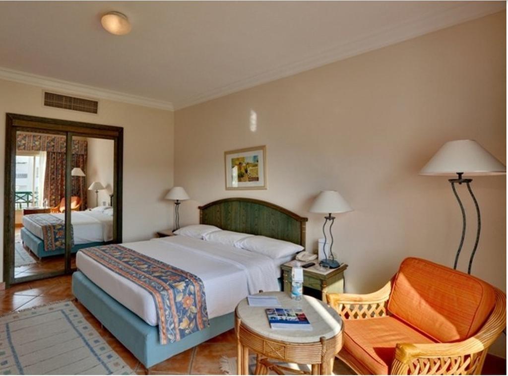 Туры в отель Coral Beach Rotana Resort Montazah Шарм-эль-Шейх Египет