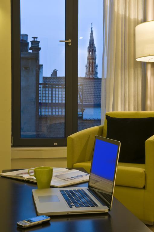 Фото отеля B-Aparthotel Grand Place