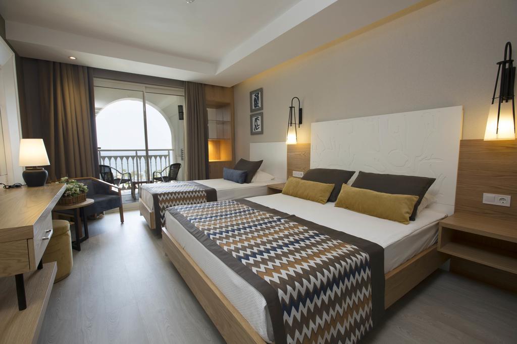 Kirman Hotels Sidera Luxury & Spa, Аланья