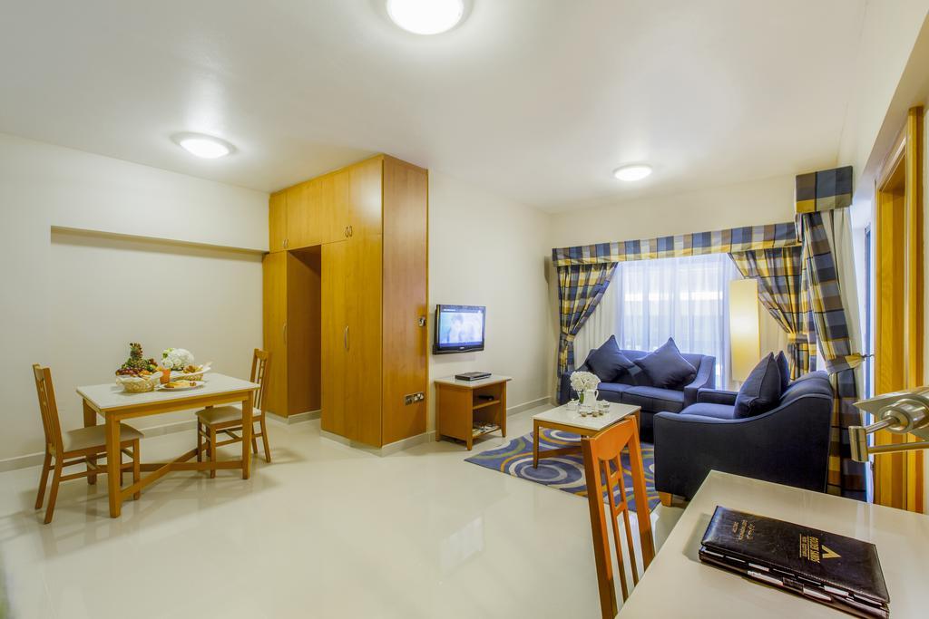 Отдых в отеле Golden Sands Hotel Apartments Дубай (город) ОАЭ