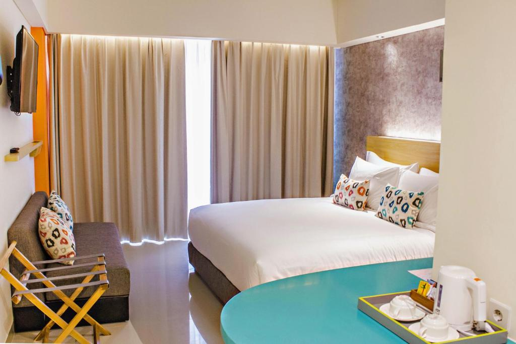 Отдых в отеле Tijili Benoa Танжунг-Беноа Индонезия