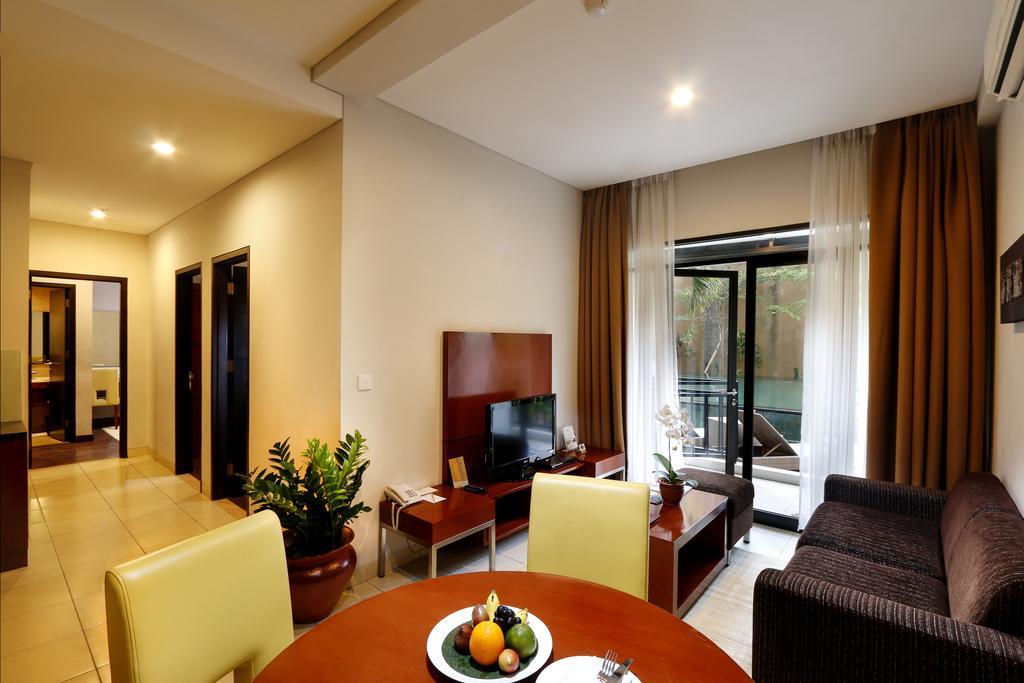 Отзывы об отеле Grand Kuta Hotel & Residences