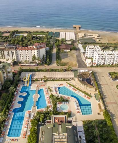 Hedef Resort & Spa, Аланья ціни