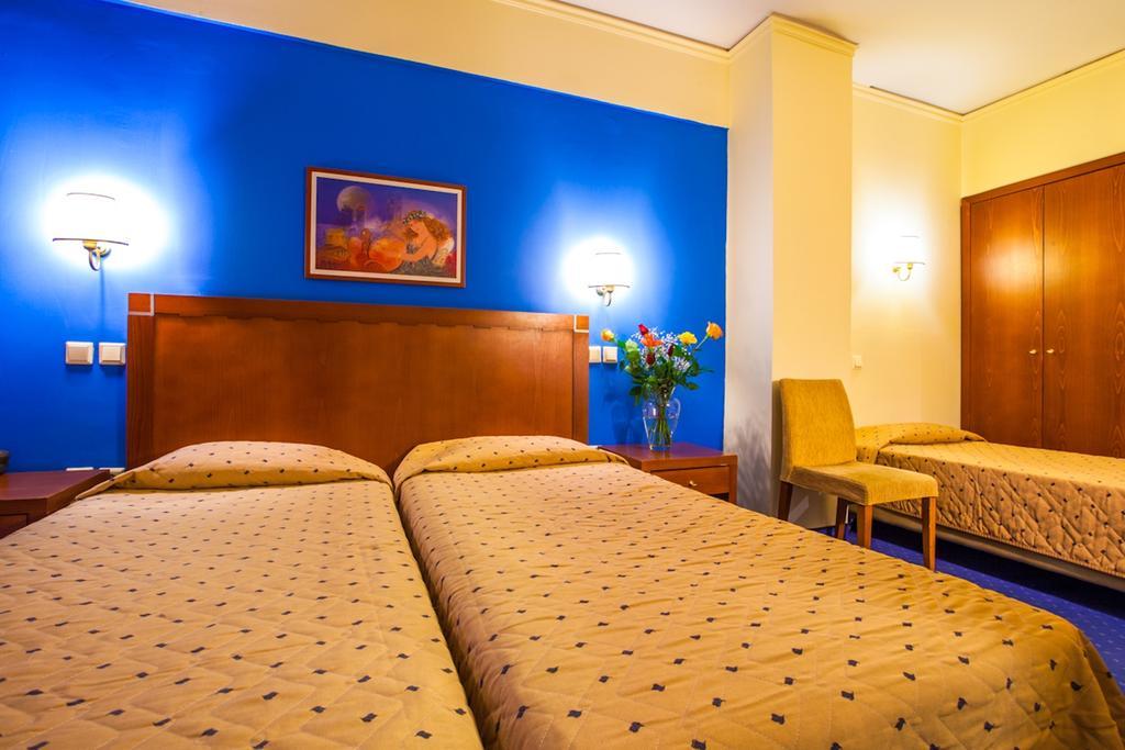 Отель, Греция, Афины, Marina Hotel Athens