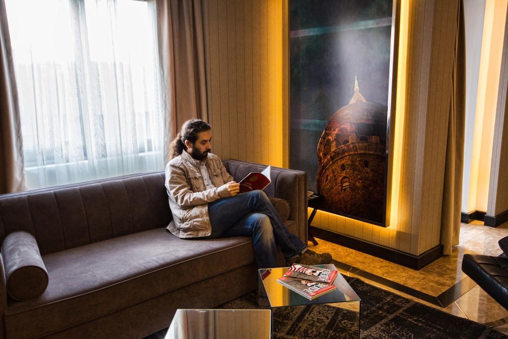 Стамбул Cihangir Hotel