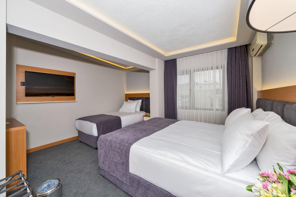 Bergama Hotel, Стамбул, Турция, фотографии туров