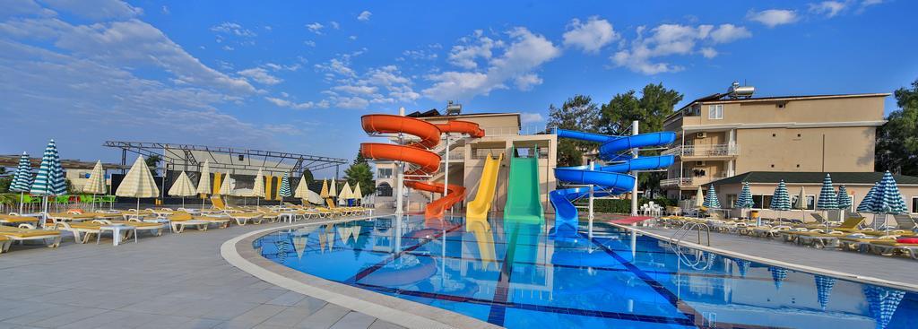 Hedef Beach Hotel, Аланья, фотографии туров