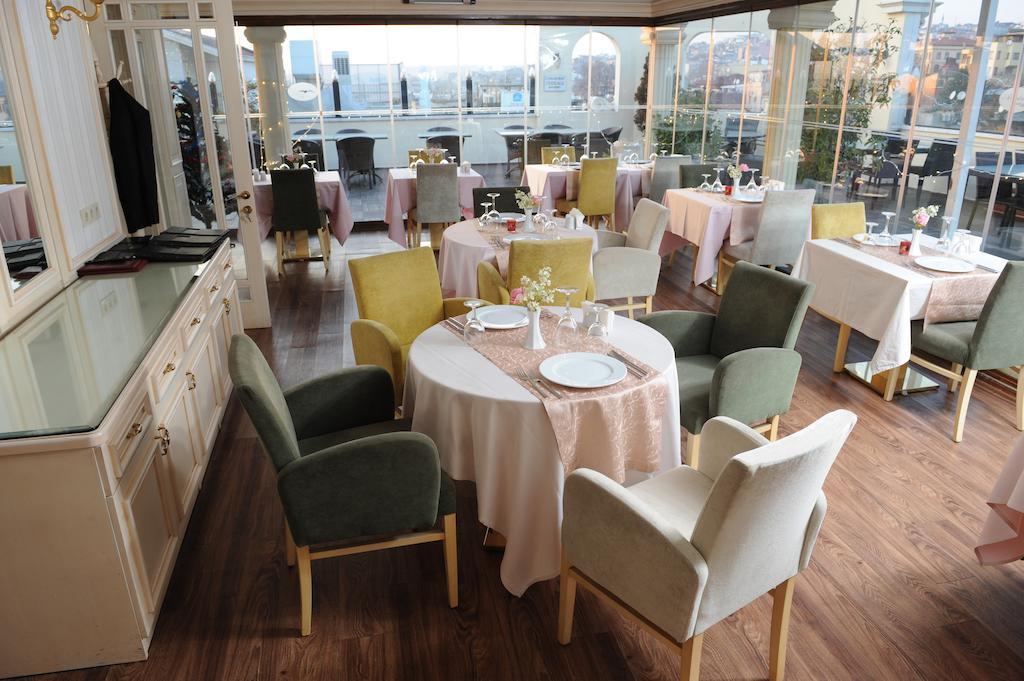 Отдых в отеле Albatros Premier Hotel Стамбул