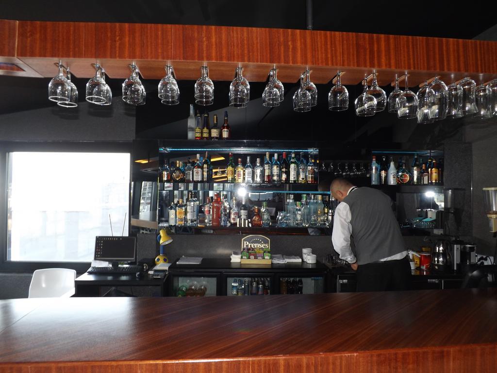Отдых в отеле Cihangir Hotel