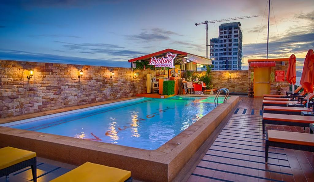 Горящие туры в отель Kristine Hotel by New Nordic Паттайя