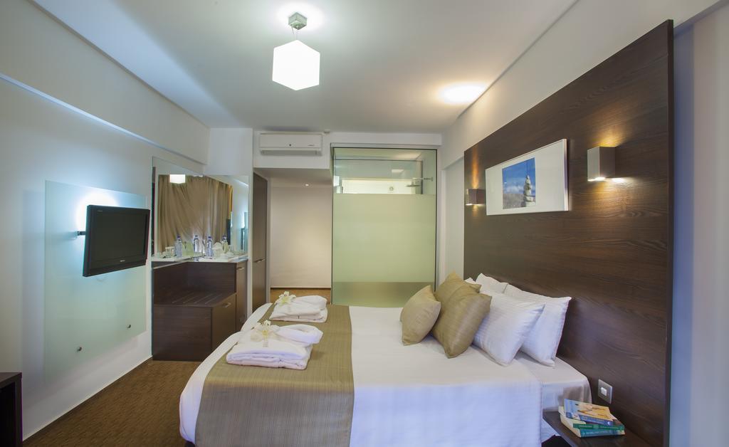 Отдых в отеле Amorgos Boutique Hotel Ларнака Кипр