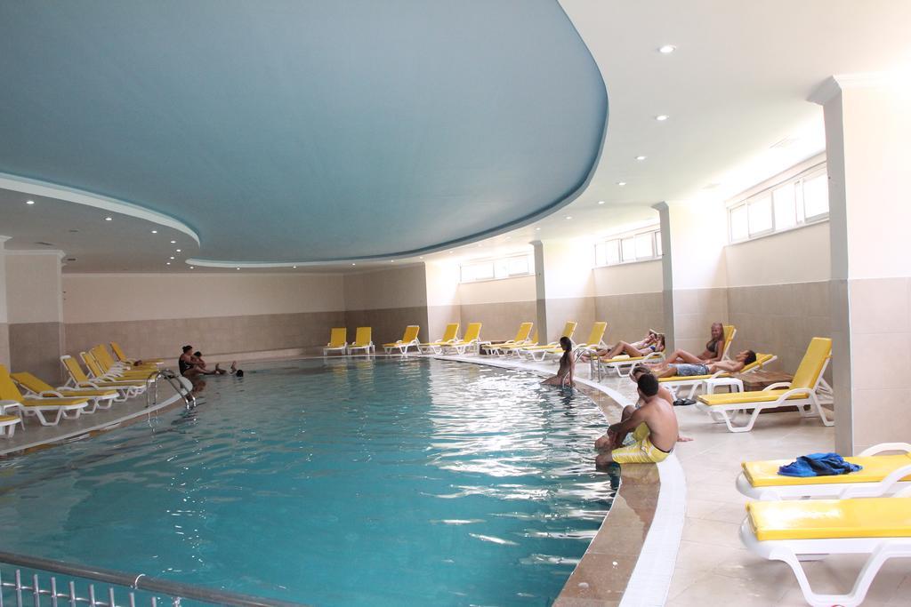 Горящие туры в отель Hedef Beach Hotel Аланья Турция