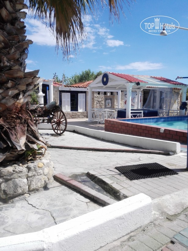 Villa George Hotel Apartments, Кассандра, фотографії номерів
