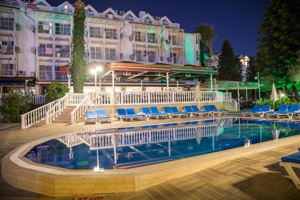 Відгуки гостей готелю Halici Otel Marmaris