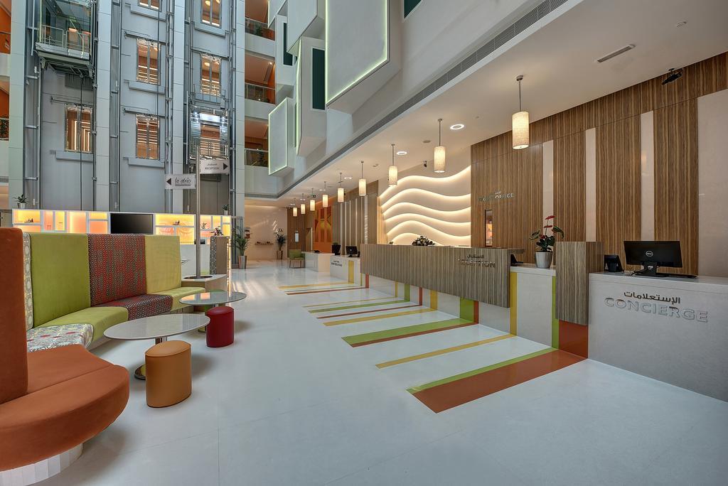 Al Khoory Atrium Hotel, фотографии
