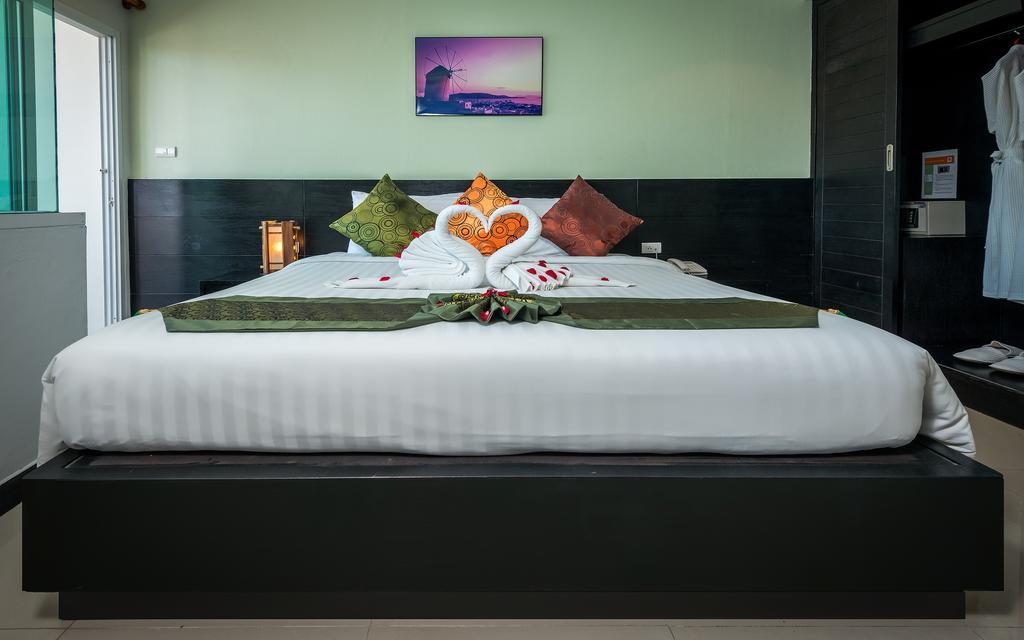 Apk Resort & Spa, номера