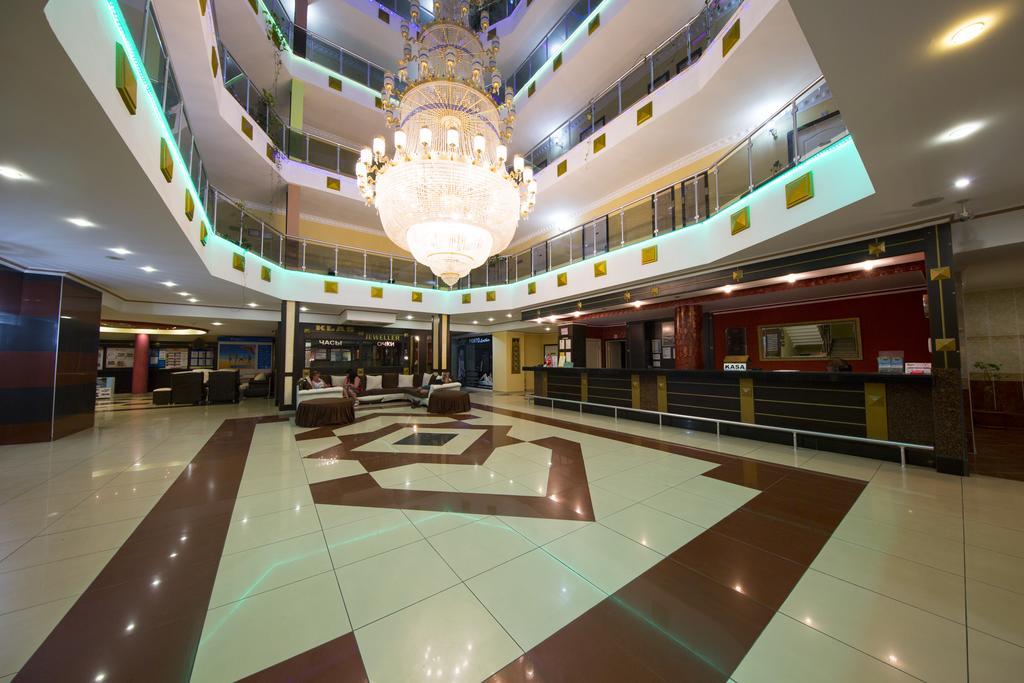 Отдых в отеле First Class Hotel Аланья Турция