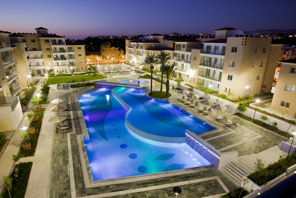 Туры в отель Elysia Park Holiday Residences Пафос