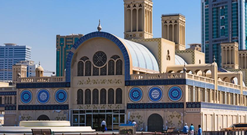 Rayan Hotel, фотографии территории