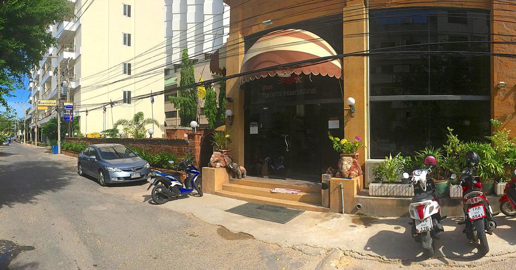 Таиланд Eurostar International Hotel