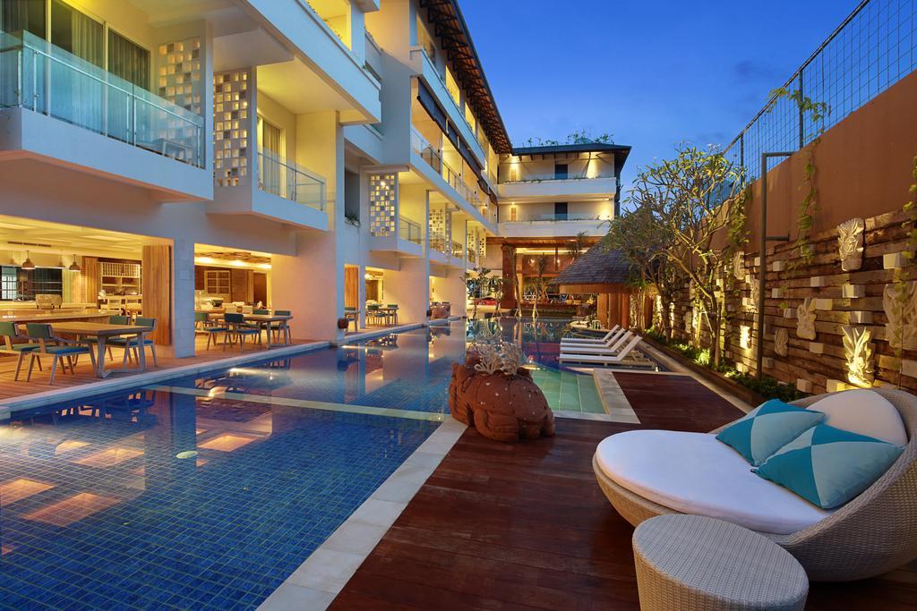 Отдых в отеле Jimbaran Bay Beach Джимбаран