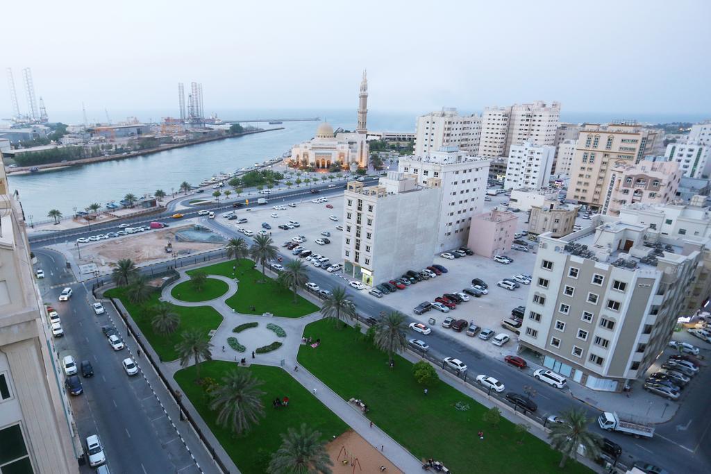 Al Hamra Hotel, Шарджа, ОАЭ, фотографии туров