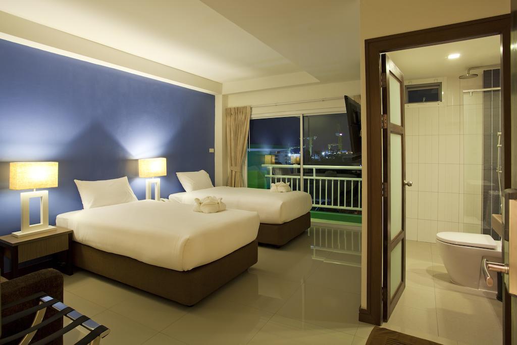 Горящие туры в отель Wiz Hotel Паттайя Таиланд