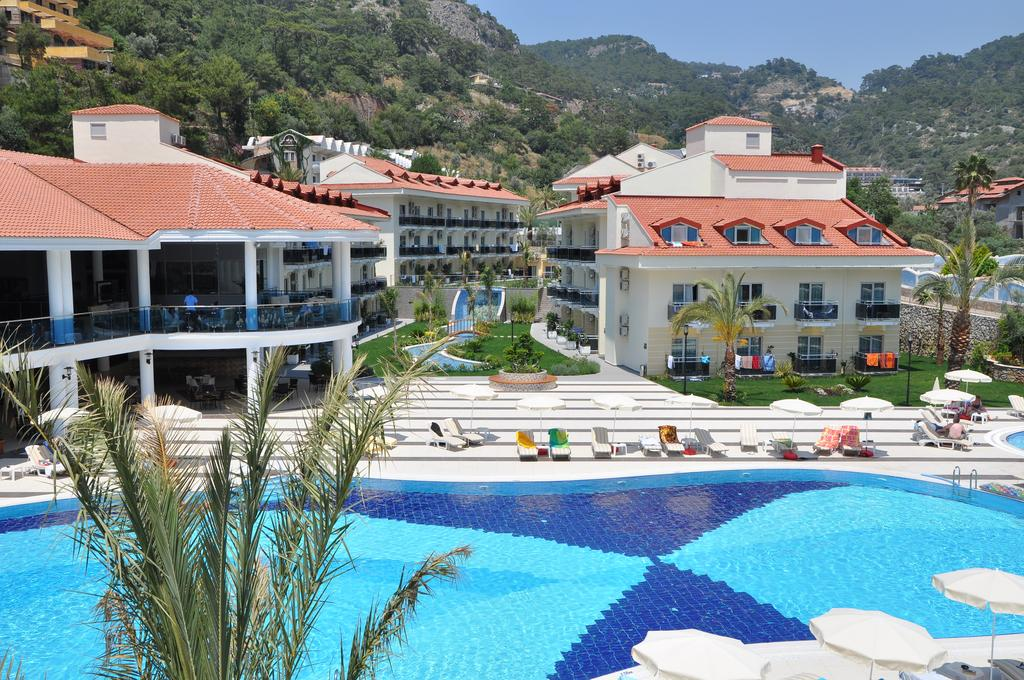 Гарячі тури в готель Montebello Resort Hotel Фетхіє Туреччина