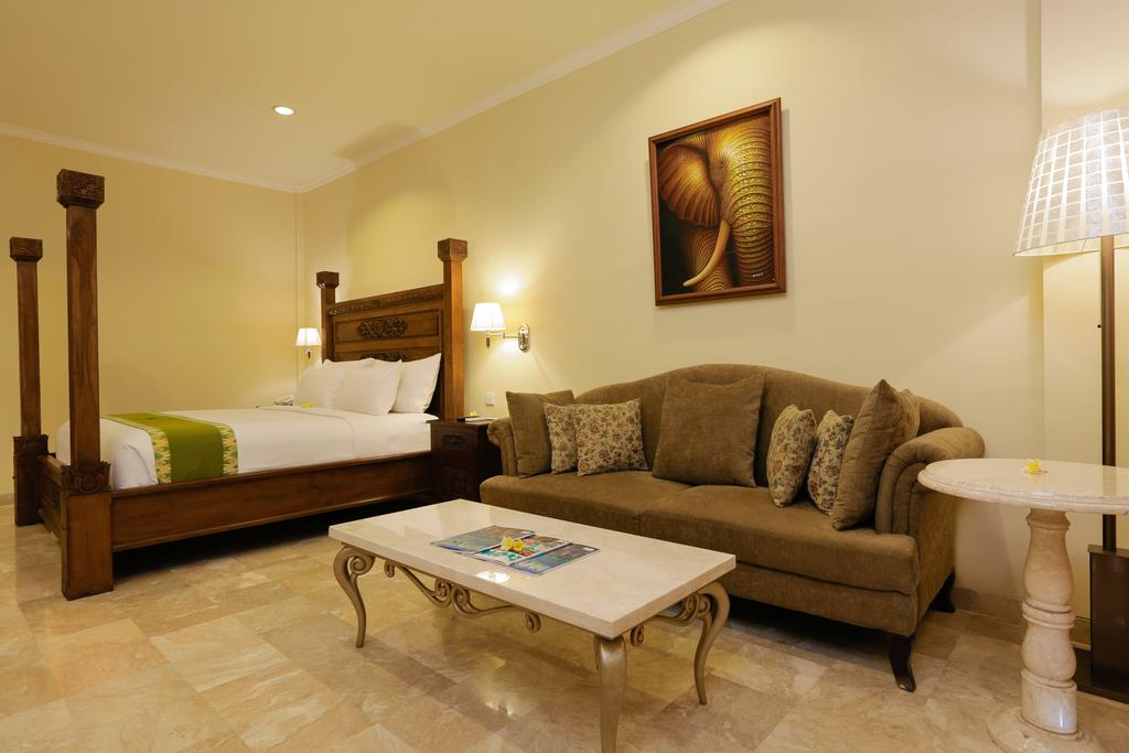 Отдых в отеле Ayung Resort