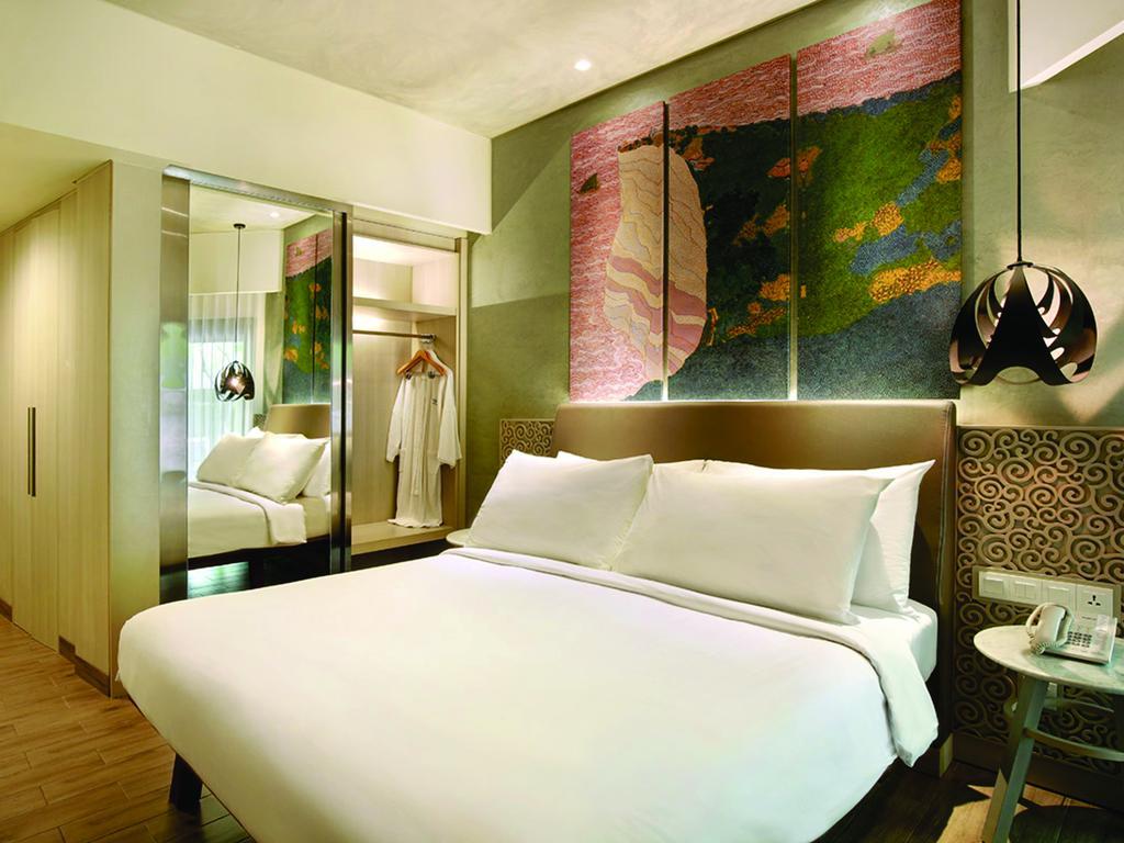 Горящие туры в отель Mercure Kuta Bali Кута