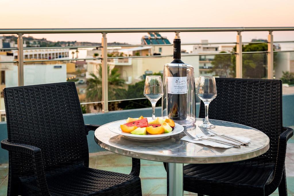 Відпочинок в готелі Pollis Hotel