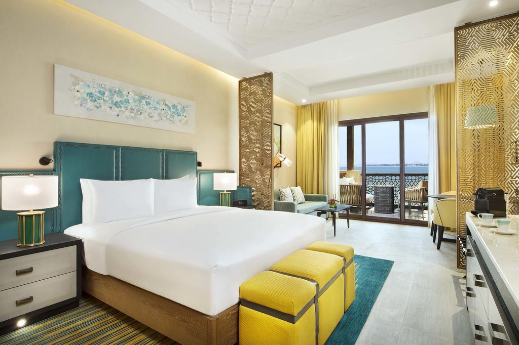 Відпочинок в готелі Doubletree by Hilton Resort & Spa Marjan Рас-ель-Хайма