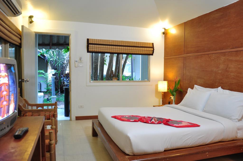 Отель, Паттайя, Таиланд, Sunshine Garden Resort
