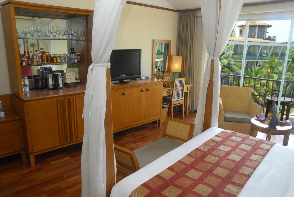 Отдых в отеле Eden Resort & Spa Берувела