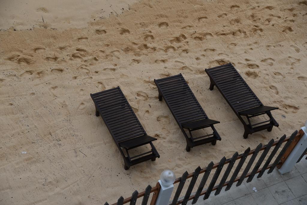 Отзывы об отеле Rock Fort Beach Resort