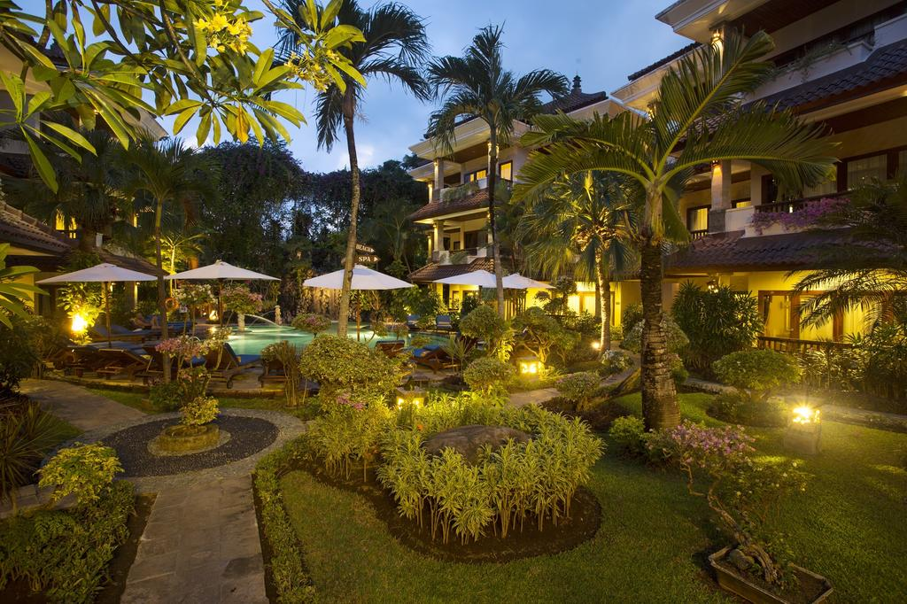 Санур Parigata Resort And Spa