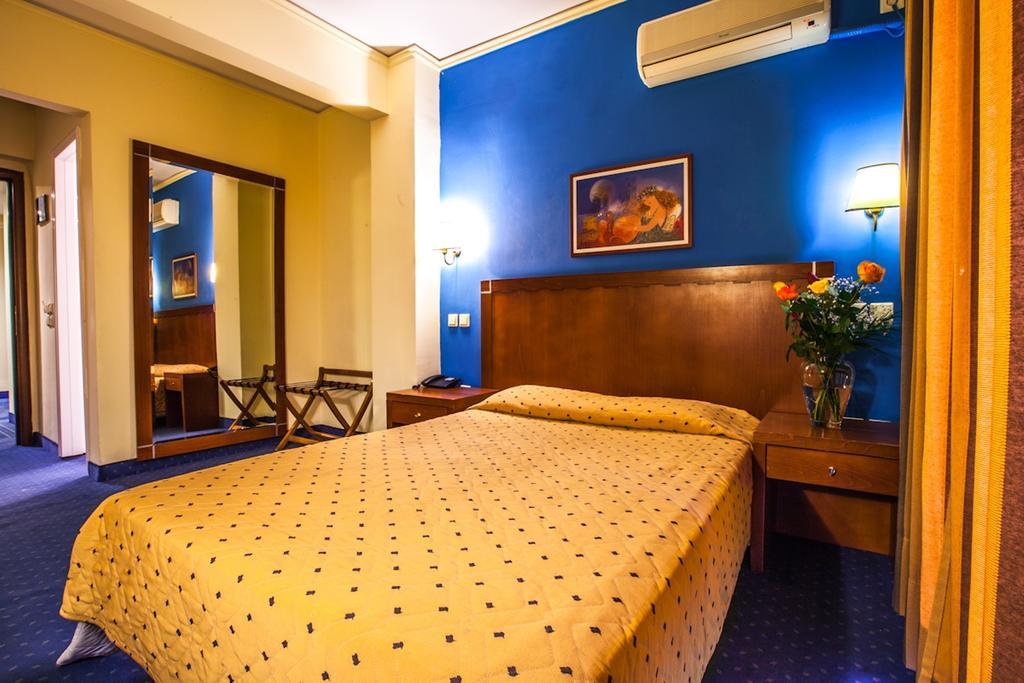 Marina Hotel Athens фото и отзывы