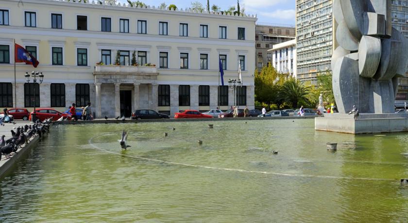 Отдых в отеле Athens Center Square Афины