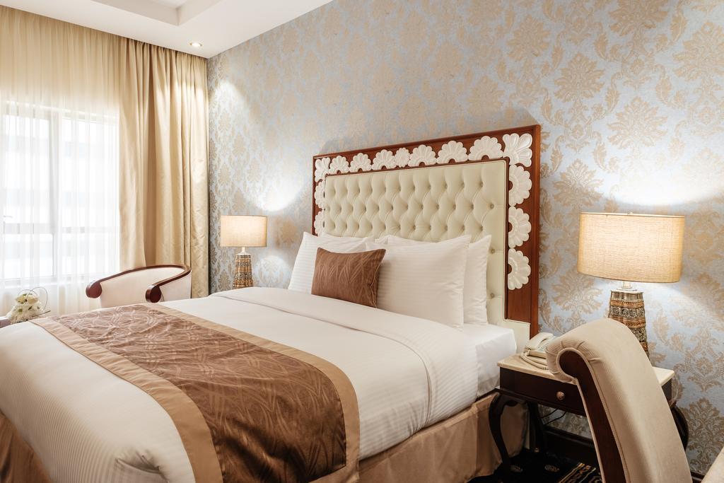 Отдых в отеле Tulip Inn Al Khan Hotel Шарджа