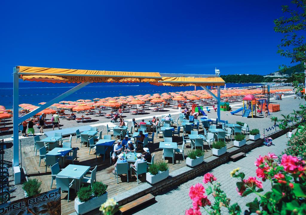 Туры в отель Hotel Queen Of Montenegro Бечичи Черногория