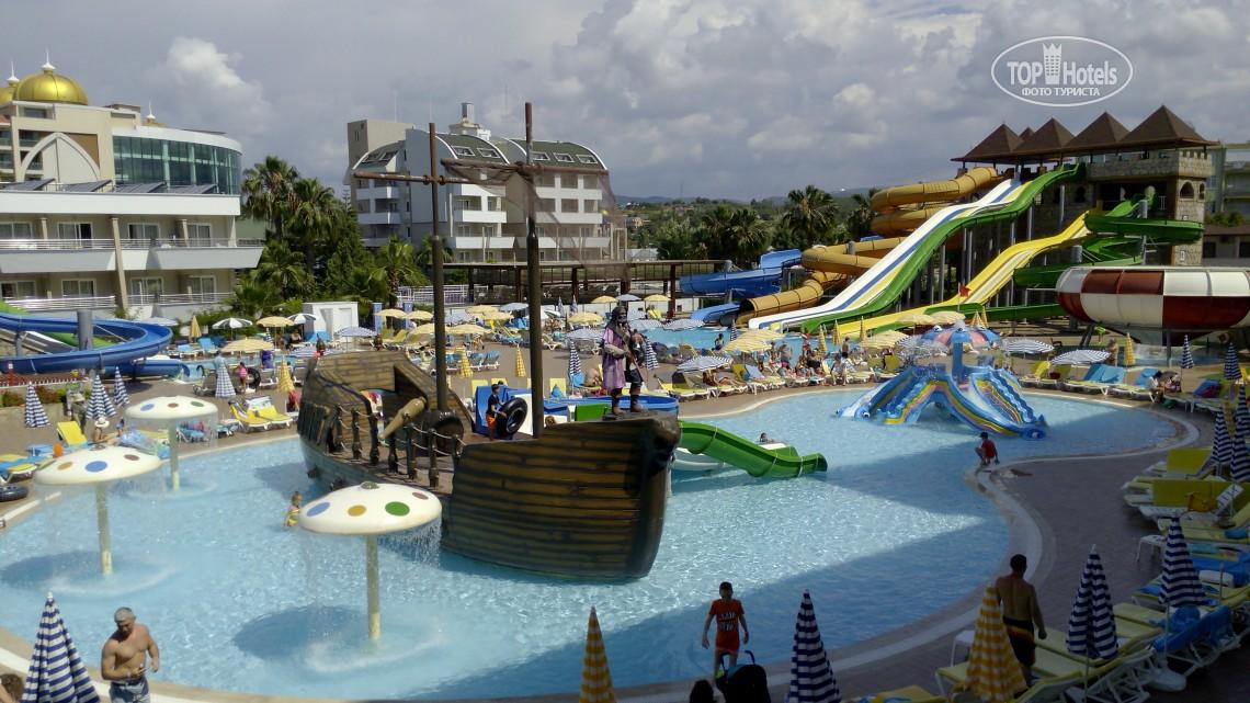 Гарячі тури в готель Eftalia Splash Resort Аланія