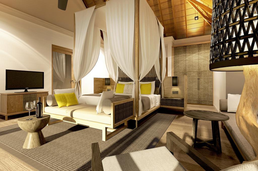 Отдых в отеле Vakkaru Maldives