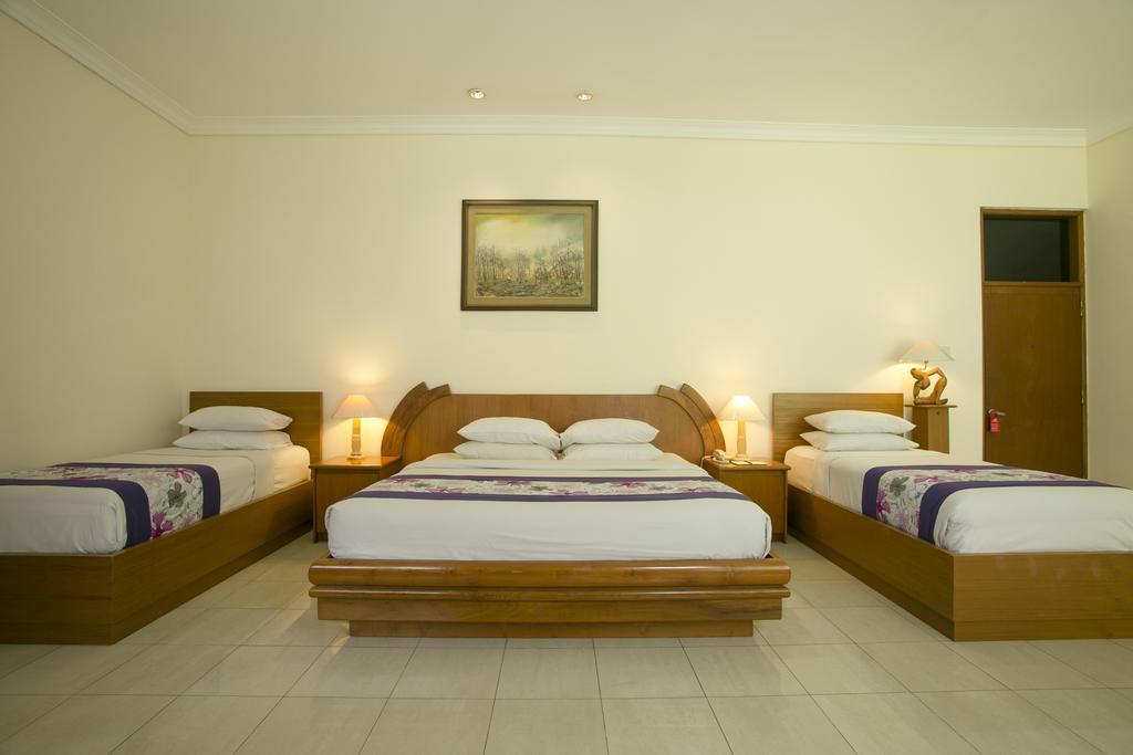 Отдых в отеле Parigata Resort And Spa Санур