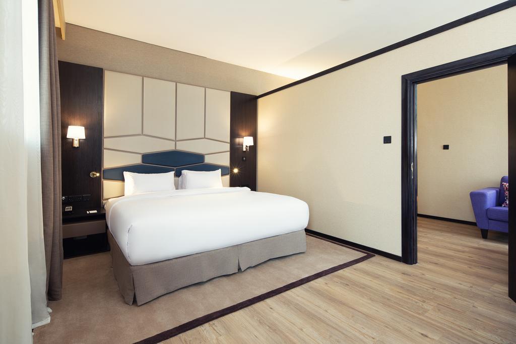 Отзывы про отдых в отеле, Occidental Impz Dubai