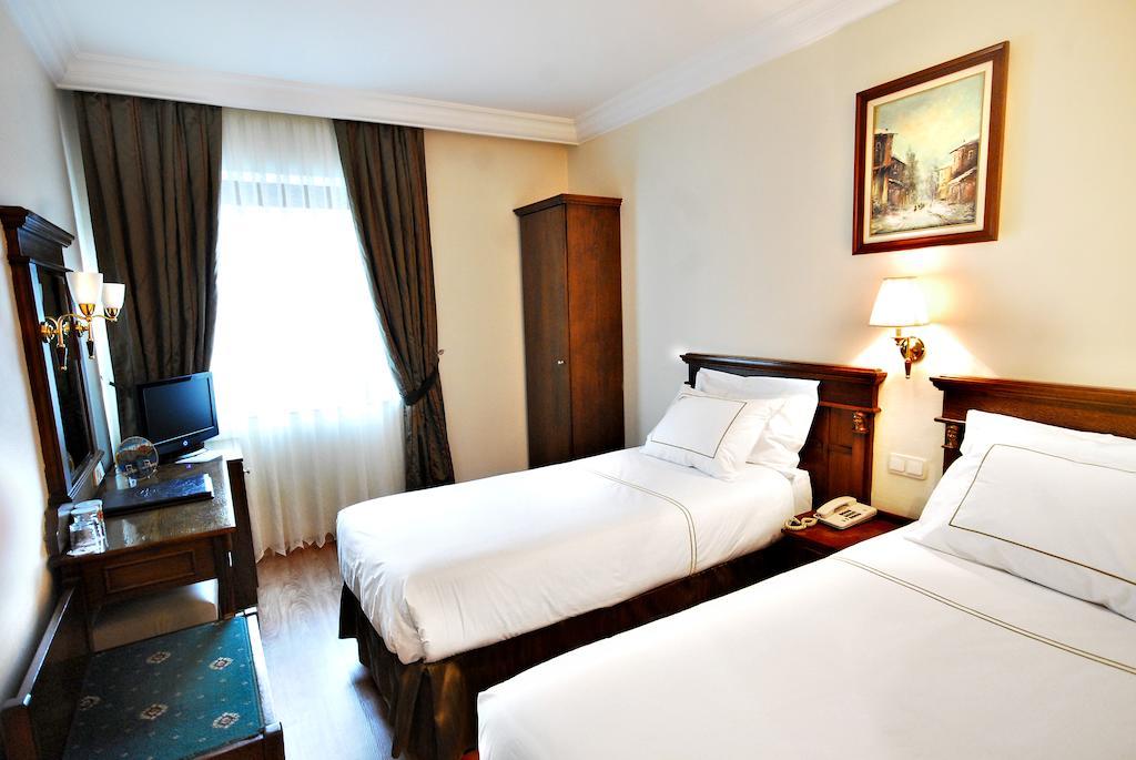 Golden Crown Hotel, Стамбул