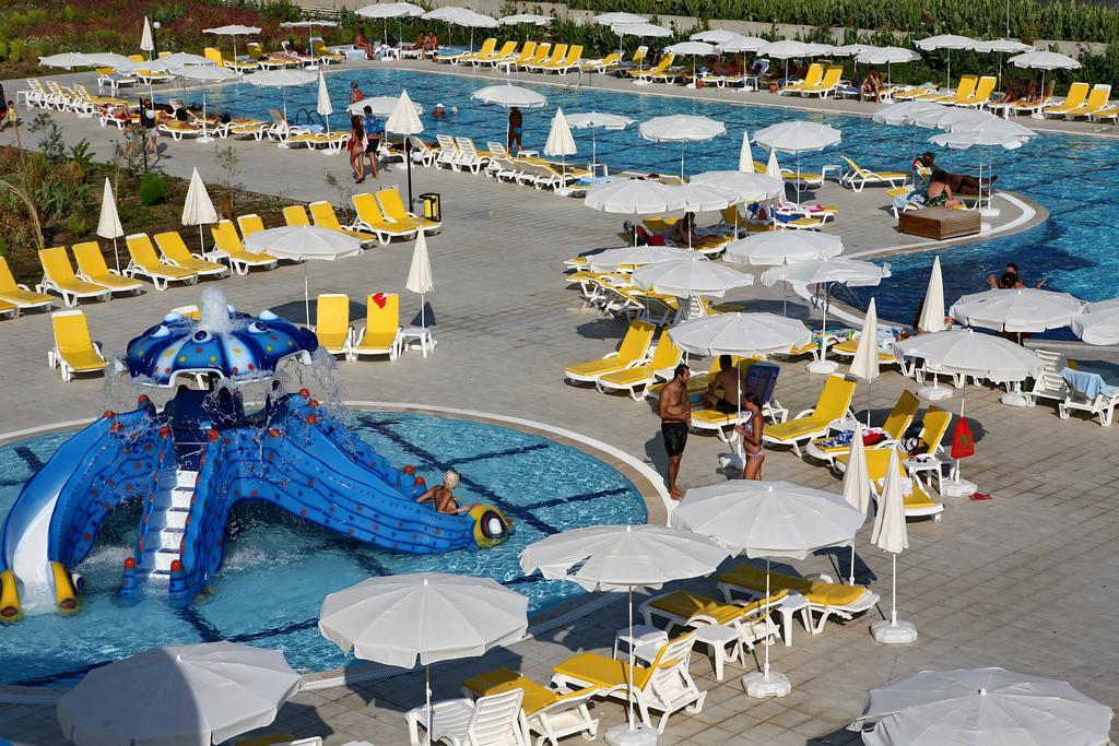 Фото отеля Hedef Beach Hotel
