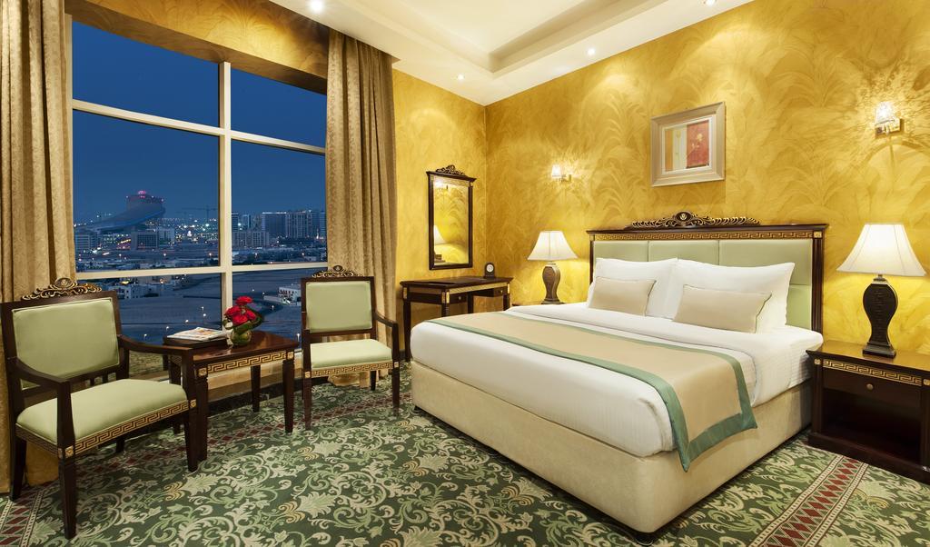 Отдых в отеле Golden Tulip Al Thanyah Дубай (город) ОАЭ