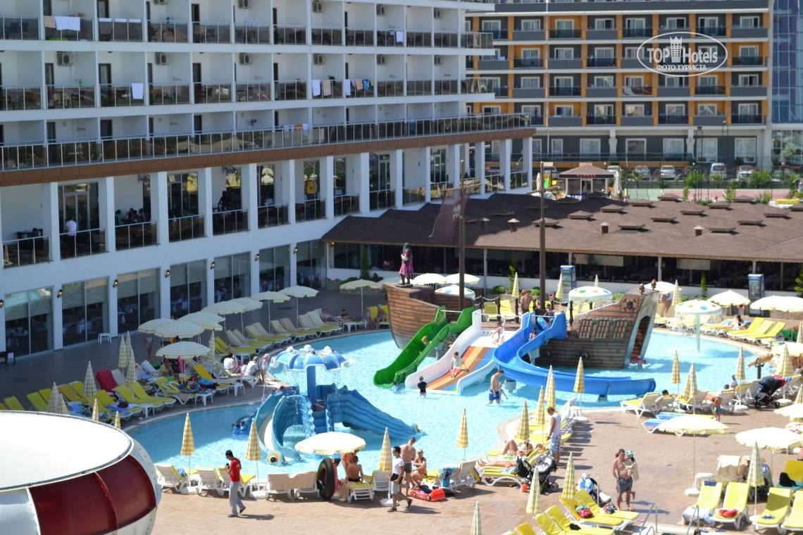 Eftalia Splash Resort, Аланія, фотографії турів